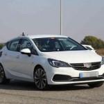 Opel Astra GSI 2016 xuất hiện trên đường thử