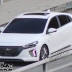 Hyundai Ioniq mẫu xe tùy chỉnh máy móc