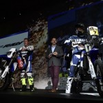 Xe đua 'cào cào' Yamaha phiên bản Rally Dakar 2016 xuất hiện