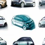 Xe gia đình Fiat Topolino sẽ quay lại thị trường