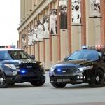 Ford Police Interceptor xe cảnh sát mạnh mẽ nhất thế giới