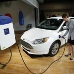 Ford đầu tư lớn nghiên cứu, sản xuất xe hơi chạy điện