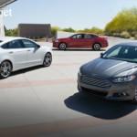 Xe sedan cỡ lớn Ford Fusion 2017 sắp ra mắt tại Detroit 2016