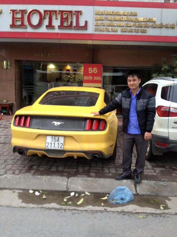 xe-ford-mustang-hai-phong