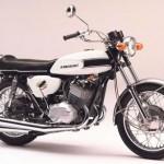 Xe môtô khủng Kawasaki H1 sắp tái xuất