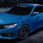 Xe Honda Civic Si 2017 công suất lớn 230 mã lực