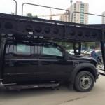 Xe bán tải khủng Ford F550 Super Duty gây chú ý ở Hà Nội