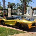 Siêu xe Lamborghini Aventador mới chỉ dùng dẫn động 4 bánh