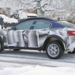 Xe SUV Maserati Levante giá khởi điểm từ 2 tỷ đồng