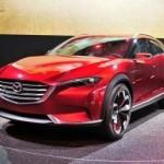 Xe SUV cỡ trung Mazda Koeru tuyệt đẹp sắp ra mắt