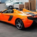 McLaren 650S Spider của vợ Minh nhựa không phải của Dương Kon ?