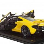 Ra mắt siêu xe McLaren P1 mô hình chính hãng