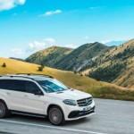 Xe sang cỡ lớn Mercedes GLS giá bán khởi điểm từ 3,89 tỷ đồng tại Việt Nam