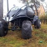 Xe SUV Nissan Maxima độ kiểu bọ hung