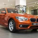 BMW sắp trình làng xe ô tô tự động lái