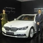 BMW 7-Series mới dùng động cơ V12 từ Rolls-Royce Ghost