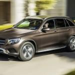 Sắp bán xe SUV Mercedes ELC hoàn toàn mới