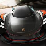Ngắm chi tiết siêu xe Porsche 911 trong tương lai
