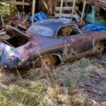 Siêu xe cổ hiếm Porsche 356A Speedster sắt vụn giá 3,5 tỷ đồng