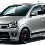 Xe gia đình cỡ nhỏ Suzuki Alto Works 2016 ra mắt