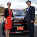 Đến lượt hãng Kia tham gia nghiên cứu sản xuất xe tự động lái