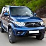 Xe UAZ đời mới được lắp ráp tại thị trường Việt Nam
