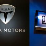 Tesla VÀ GM đua nhau trong cuộc chiến xe điện