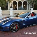 Ngắm siêu xe Ferrari F60 America đầu tiên đến Mỹ