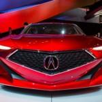Sắp có xe Acura sedan coupe siêu sang