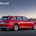 Audi A4 giành giải thưởng xe sang tốt nhất năm 2016