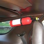 Kinh nghiệm mua và sử dụng bình chữa cháy ô tô ?
