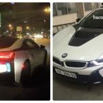 Bộ đôi siêu xe BMW i8 biển đẹp Hà Nội