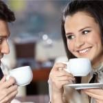 Uống cà phê giúp bạn sống lâu hơn, vui vẻ hơn