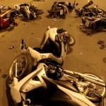 Tổ chức đua xe trái phép 11 thanh niên tai nạn
