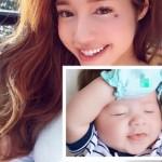 Elly Trần đã sinh hạ con trai xinh đẹp, kháu khỉnh