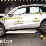 Xe sang Mercedes GLC và Jaguar XE được đánh giá an toàn 5 sao