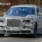 Xe siêu sang Rolls-Royce Phantom 2018 lộ ảnh thử nghiệm