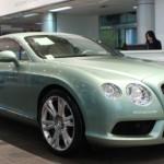 Ngắm siêu xe Bentley Continental GT V8 chính hãng giá 11 tỷ đồng