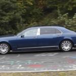 Xuất hiện xe siêu sang Bentley Mulsanne bản kéo dài LWB