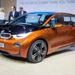 BMW i3 gây choáng khi đi 193 km một lần sạc điện