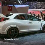 Xe thể thao Honda Civic Type R 2016 độ rất mạnh mẽ