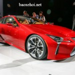 Những điều khẳng định Lexus LC 500 2018 là coupe siêu sang