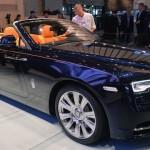 Những điều góp phần tạo nên thương hiệu xe Rolls royce lừng danh