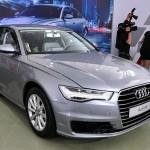 Công ty Trung Quốc thưởng 13 xe sang Audi A6 cho nhân viên