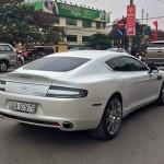 Siêu xe Aston Martin trùng biển Cadillac escalade ở Ninh Bình ?