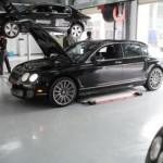 Cơ hội chăm sóc siêu xe Lamborghini và Bentley chính hãng