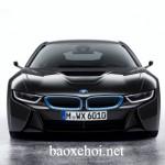 Ra mắt BMW i8 Mirrorless không dùng gương chiếu hậu