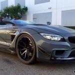 Xe thể thao BMW Z4 One GT Continuum độ sang chảnh