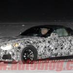 Lộ ảnh chạy thử của BMW Z4 mui trần mới