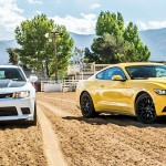 Video so sánh xe Ford Mustang và Chevrolet Camaro 2016